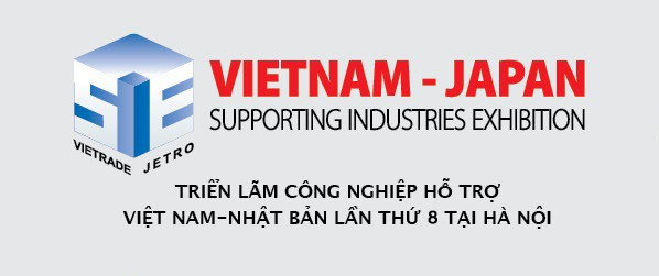 8th Vietnam-Japan Exhibition on Supporting Industries in Hanoi - SIE 2019